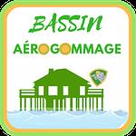 Bassin Aérogommage Logo