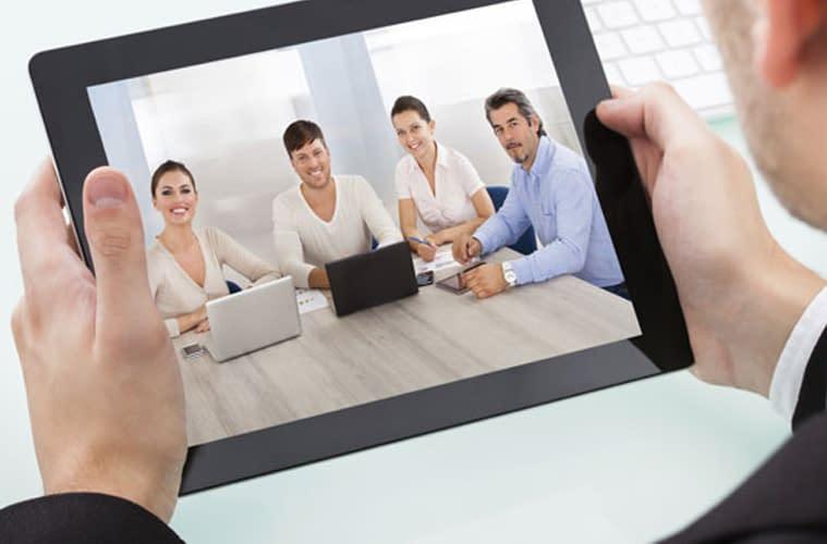 Simplifiez vos échanges avec une solution de WebMeeting