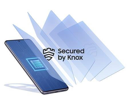 Les associés RTEAM certifiés Samsung KNOX associate !
